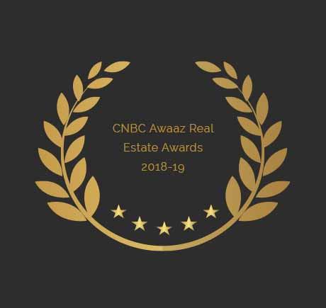 CNBC Awaaz Real Estate Award