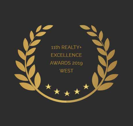 11th Realty+ Excellence Award - West