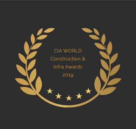CIA WORLD Construction & Infra Awards 2019