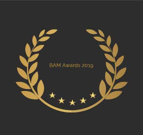 BAM Awards 2019