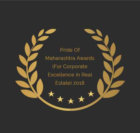 Pride Of Maharashtra Awards(For Corporate Excellence in Real Estate) 2018
