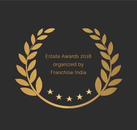 Estate Awards 2018 organized by Franchise India
