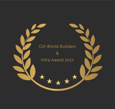 CIA World Builders & Infra Award 2017