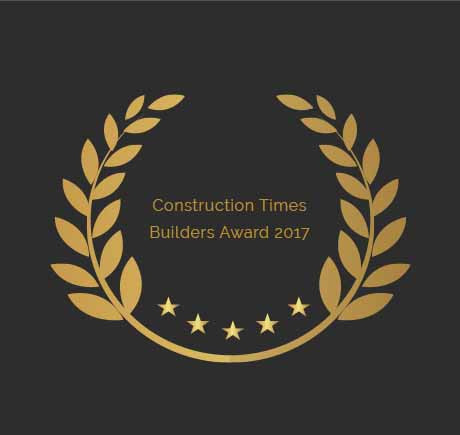 Construction Times Builders Award 2017