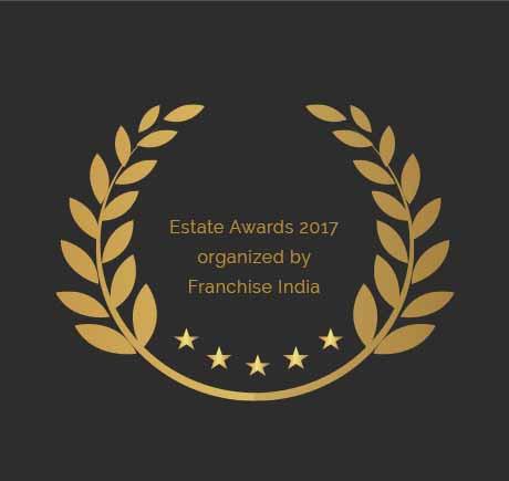 Estate Awards 2017 organized by Franchise India