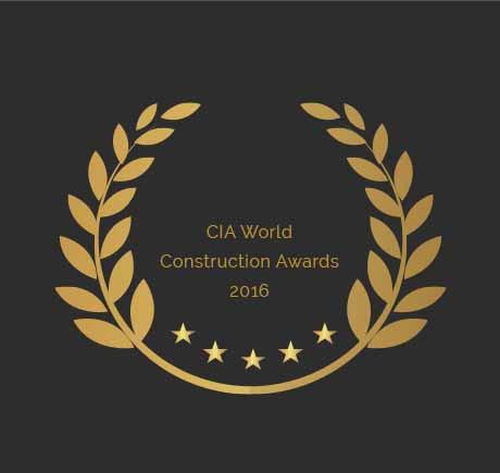 CIA World Construction Awards 2016