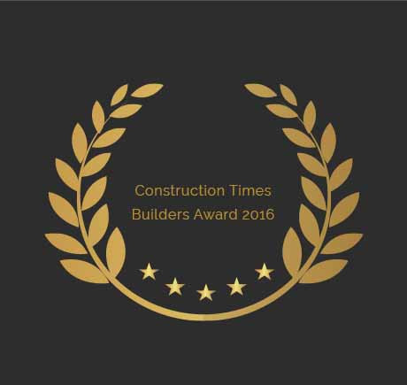 Construction Times Builders Award 2016