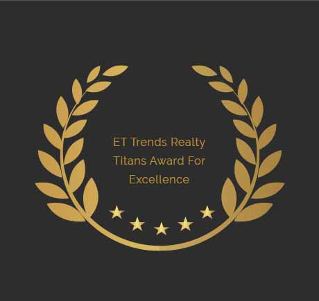 ET Trends Realty Titans Award For Excellence