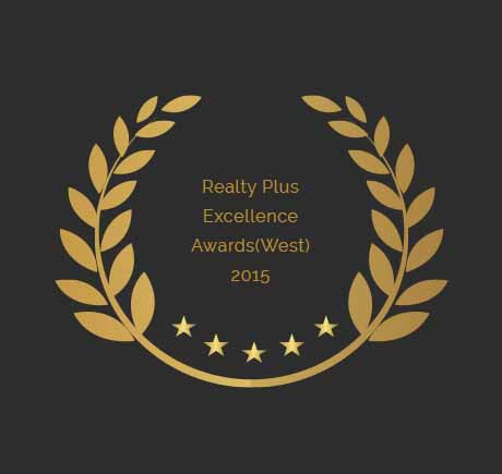 Realty Plus Excellence Awards(West) 2015