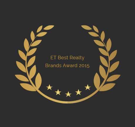 ET Best Realty Brands Award 2015