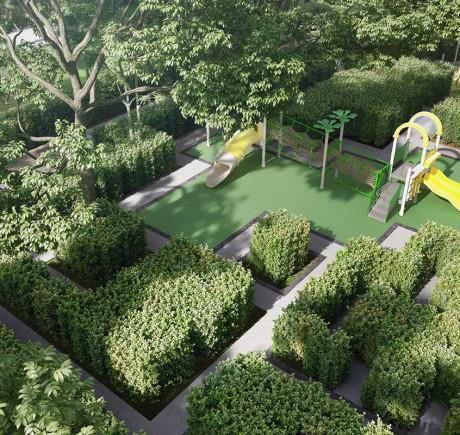 Maze-Garden