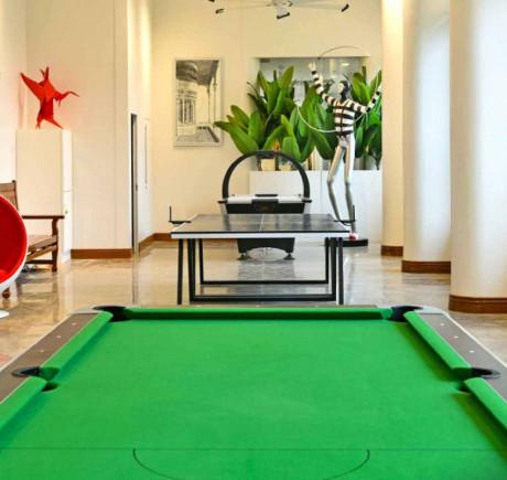 Indoor Games Room Zone