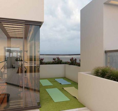Lifestyle at Rustomjee Yazarina III - Yoga Lawn