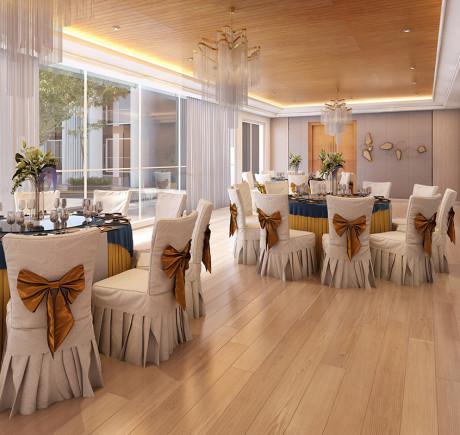 Rustomjee Bella - Banquet Hall