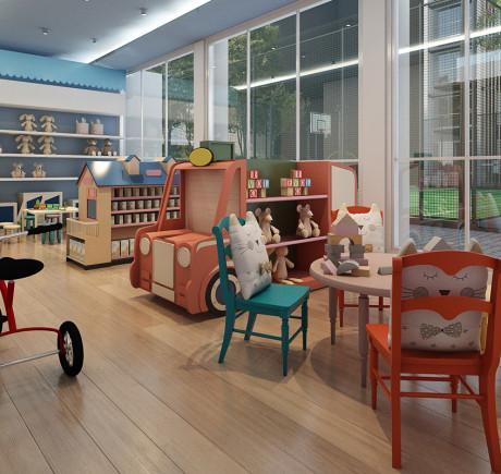 Rustomjee Bella - Children Room