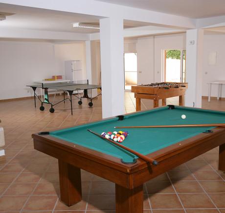 Rustomjee Bella - Indoor Game