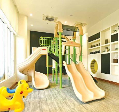 Indoor Kids Games Room / Zone