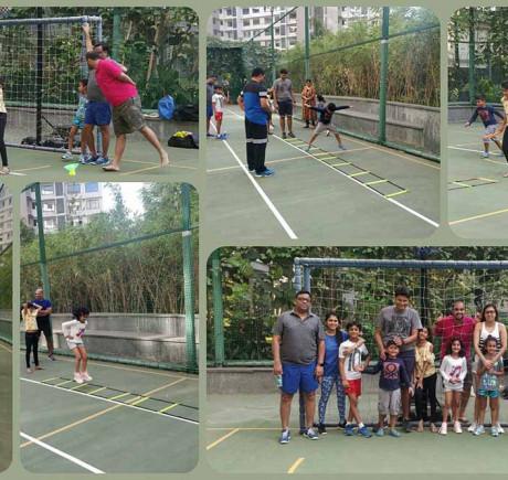 Sports Conditioning Workshop