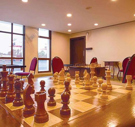 Club One - Chess & Carrom Room