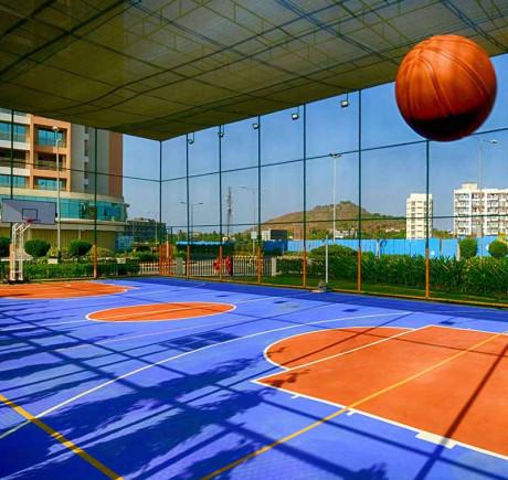 Club One - Basketball Court