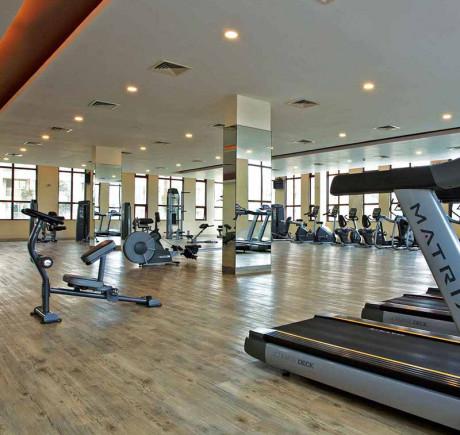 Club One - Gymnasium