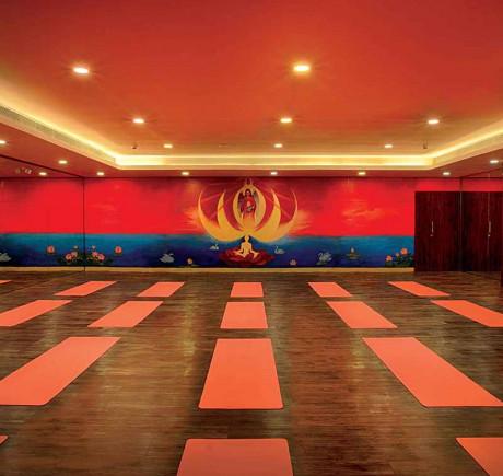 Club One - Yoga Deck
