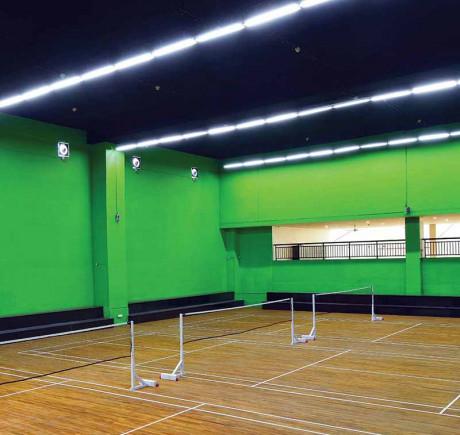 Club One - Indoor Badminton Court