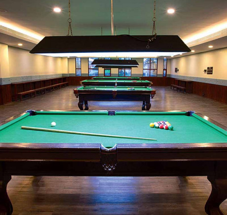 Club One - Snooker Room