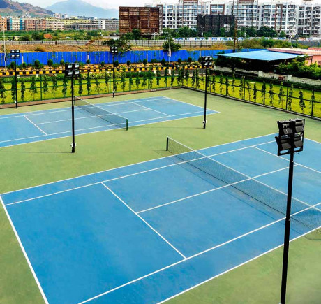 Club One - Tennis Court