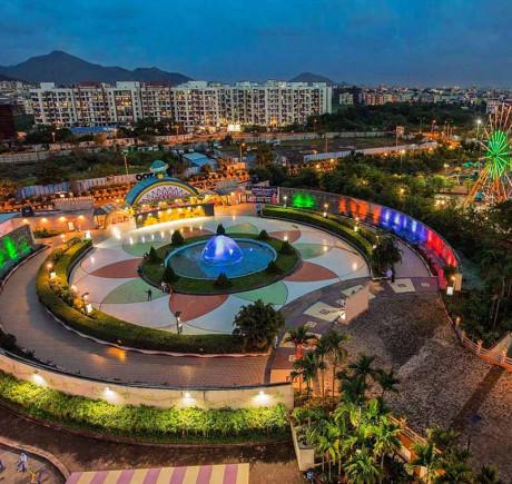 Yazoo Park - Night View 2